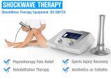 Physiothérapie extracorporelle d'onde choc de matériel de thérapie d'onde choc