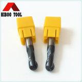 Bonne qualité HRC50 China Ball Nose Carbide Cutter