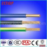 Fio elétrico isolado PVC com BS 6004