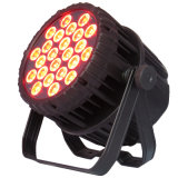 Piscina PI65 24*18W 6 em 1 LED Full-Color PAR Luz CAN