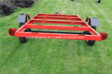 4FT X 8FT Utility Folding Tráiler