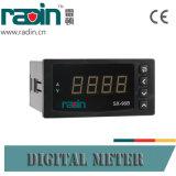 Метр силы цифров метра напряжения тока счетчика энергии