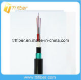 144 Core GYFTY Non-Metallic оптоволоконным кабелем