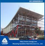 Ciência luxuosa Salão do fardo da construção de aço para a construção da decoração