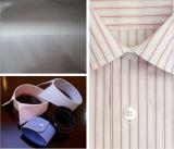 100% scrivere tra riga e riga fusibile tessuto poliestere per i &Trousers e la maglietta della protezione di sport
