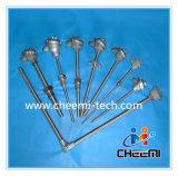Sensor de temperatura integrado con Ce RoHS Rtd o termopar
