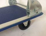 중국 제조 4 바퀴 Foldable 플래트홈 화물 트롤리