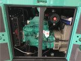 groupes électrogènes de 96kw Cummins à vendre avec l'essence inférieure (6BTA5.9-G2)
