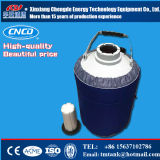 10L液体窒素のDewarの容器はのためのアイスクリームを作る