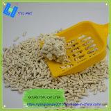 Tofu Flushable arena de gato con una buena calidad
