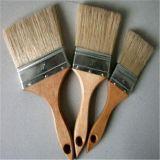 La maniglia di legno ha sparito il pennello con l'OEM bianco del raider della setola