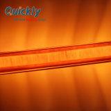 Mittlere Wellen-Infrarotheizungs-Emitter-Quarz-Heizungs-Lampe