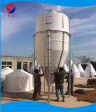 Alimentatore asciutto e bagnato del sistema d'alimentazione del maiale automatico del maiale alimentatore del lato del doppio dell'acciaio inossidabile