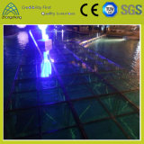 Hohes hartes Pool installieren das justierbare Aluminium und bewegliches Acrylstadium