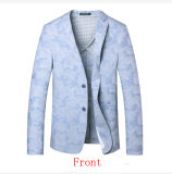 2015 Mens Leisure Simple Style di Business Casual Suit