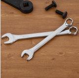Cr-V метрических комбинированный гаечный ключ, комбинированный гаечный ключ