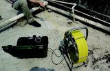 Bem debaixo de esgotos sanitários de inspecção da câmara de serpentes