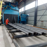 Roller Conveyor Steel Pipe Outer Wall Shot Blasting Cleaning Machine