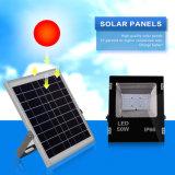 Gebiets-Beleuchtung und haltbares wasserdichtes Solargarten-Straßenlaterne