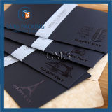 Negro de lujo UV estampado en caliente Negro de sobres (CMG-ENV-005)