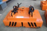 Электромагнит серии MW5 для поднимать брошенные слиток, стальной шарик и утюг свиньи