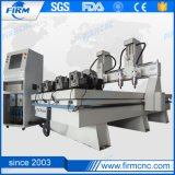 4 CNC van de as de Houten Machine van de Machine van de Gravure van de Cilinder van de Router
