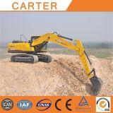 Máquinas escavadoras resistentes Multifunction do Backhoe da esteira rolante de CT220-8c (22T)