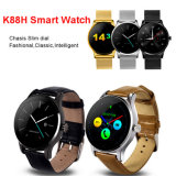 Reloj inteligente de acero inoxidable para Bluetooth Gelbert regalo
