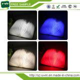 Faltbares LED-Buch-Licht-bewegliche Buch-Lampe