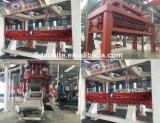 Un alto rendimiento con la línea de producción de bloques AAC AAC Bloquee la máquina