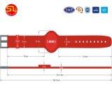 Smart PVC/ABS /papel /Pulsera de caucho de silicona con FM1108 fichas