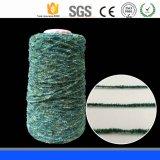 Os fornecedores de fios de Jiangsu 100% poliéster Fios Fantasia Yed Tecidos de fios