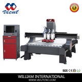 Auto gravador do CNC do router do CNC do Woodworking do ATC do cambiador do eixo