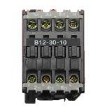 Contattori magnetici elettrici professionali di CA del contattore di serie B12 della fabbrica Cjx8