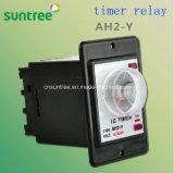 Relais de retard de temps de relais d'heure Ah2-Y Relais de 12 volts 12V 12 Volt DC Timer Switch