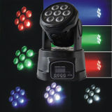 Mini LED indicatore luminoso capo mobile della lavata LED di Xlighting 7PCS*10W