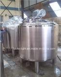 1000 Roestvrij staal 316 van de liter Inox die Tank mengen