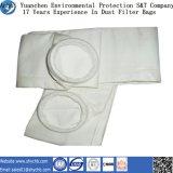 De hete Zak van de Filter van de Polyester van de Filter van het Stof van de Verkoop Niet-geweven voor de Inzameling van het Stof