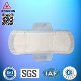 Nom de marque du coton de serviettes sanitaires pour les femmes d'utilisation de nuit