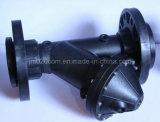 産業Water Treatmetのための高いFlowrate Pneumatic Valve Y Typr Diaphragm