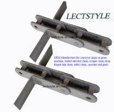 Catena di convogliatore HS101.6, HS152.4, Ltf665-164, Ltf100, Ltf125 e catena d'acciaio saldata della ruspa spianatrice per le macchine del grano