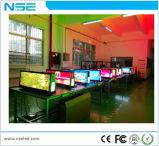 Parte superiore/tetto esterni del tassì di P5 LED che fa pubblicità allo schermo