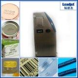 Botella de plástico Fecha de producción de inyección de tinta de impresión de la máquina de codificación
