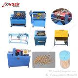 Máquina da qualidade para fazer a Toothpicks o Toothpick de madeira que faz a máquina