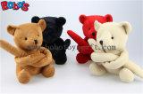 Orso unico dell'orsacchiotto del nero del regalo di disegno in braccio lungo Bos1121