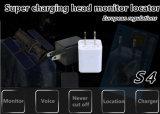 Het mini GSM van de Kaart SIM Alarm van de Veiligheid van de Audio Controle van het Insect