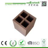 Borne de WPC/borne plástico de madeira do Pergola/borne ao ar livre do composto do Pergola