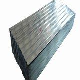 strato ondulato del tetto del metallo dello zinco galvanizzato 24gauge