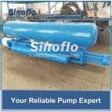 Horizontale mehrstufige versenkbare Trommel- der Zentrifugeentwässernsich hin- und herbewegende Pumpe