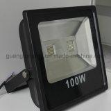 Reflector al aire libre de la luz LED del poder más elevado 100W LED de la fábrica